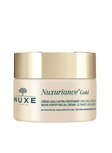 Nuxe Nuxe Nuxuriance Gold Nutri Fortifying Oil Cream 50ml Renksiz